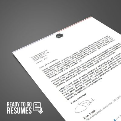 order of a resumes
