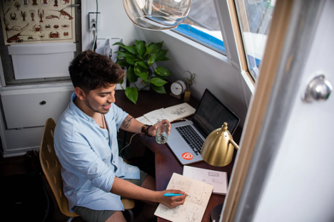 5 Ideas For Earning An Income While Working Remotely